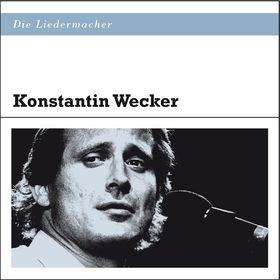 Konstantin Wecker, Die Liedermacher, 00600753399682