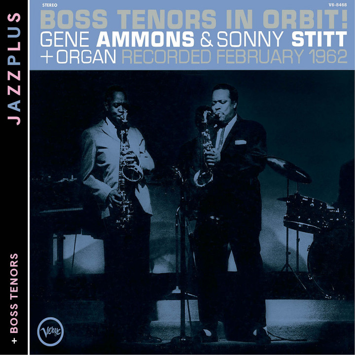 Boss Tenors In Orbit! (+ Boss Tenors): Ammons,Gene/Stitt,Sonny