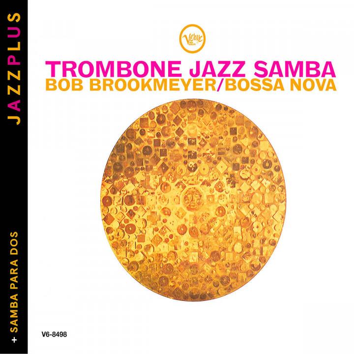 Trombone Jazz Samba (+ Samba Para Dos): Brookmeyer,Bob/Schifrin,Lalo