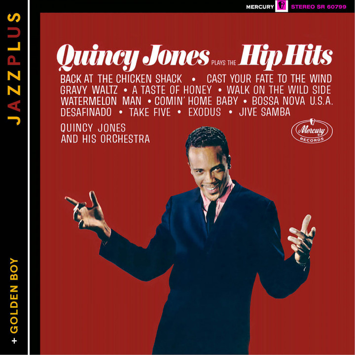 Plays The Hip Hits (+ Golden Boy): Jones,Quincy