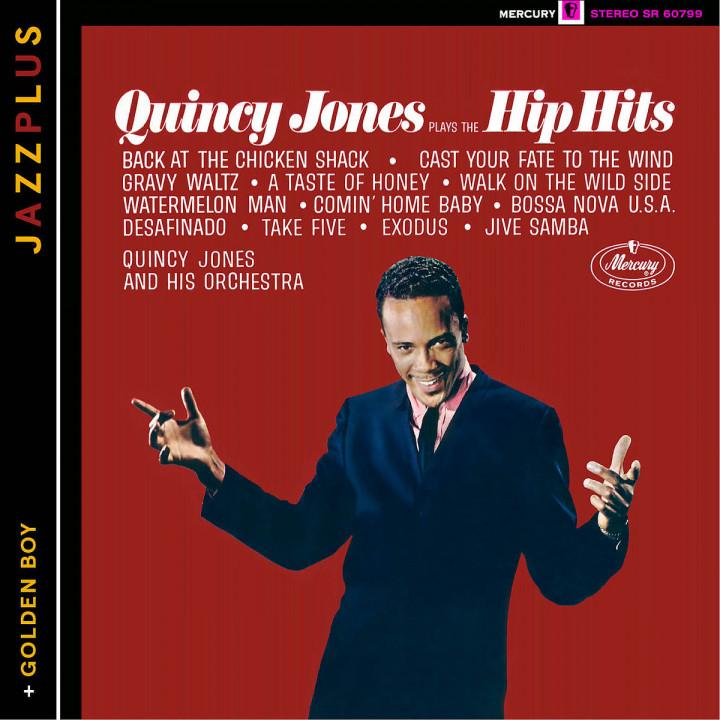 Plays The Hip Hits (+ Golden Boy): Jones,Quincy
