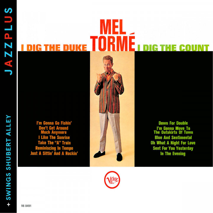 I Dig The Duke, I Dig The Count /+: Torme,Mel