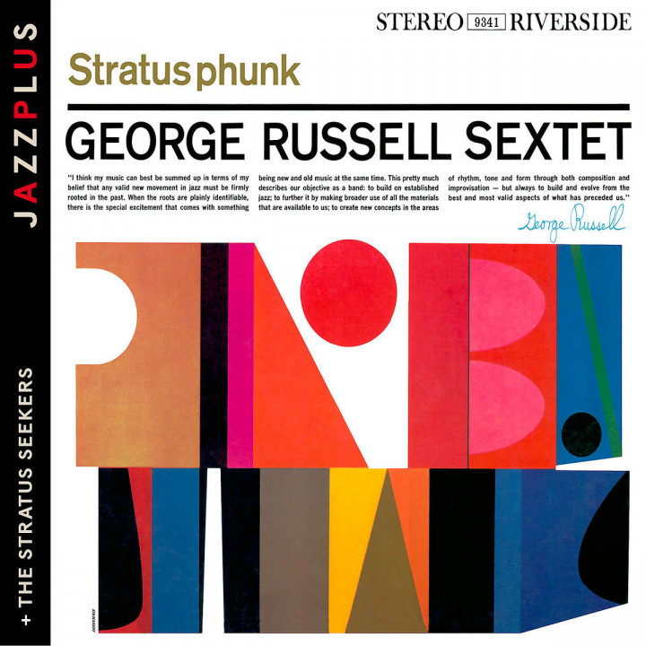 Stratusphunk (+ The Stratus Seekers): Russell,George