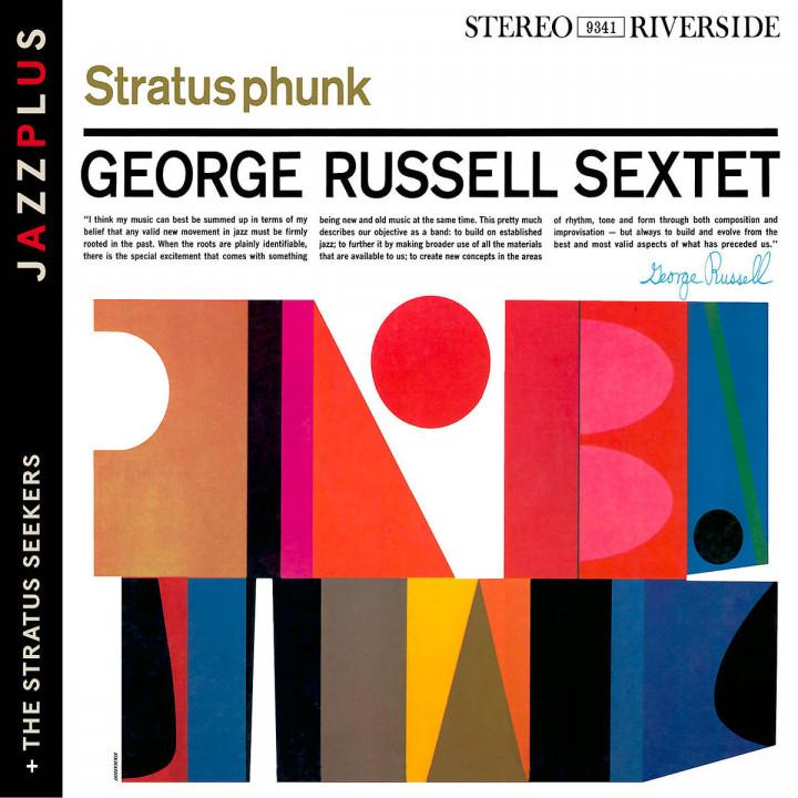Stratusphunk (+ The Stratus Seekers): Russell,George