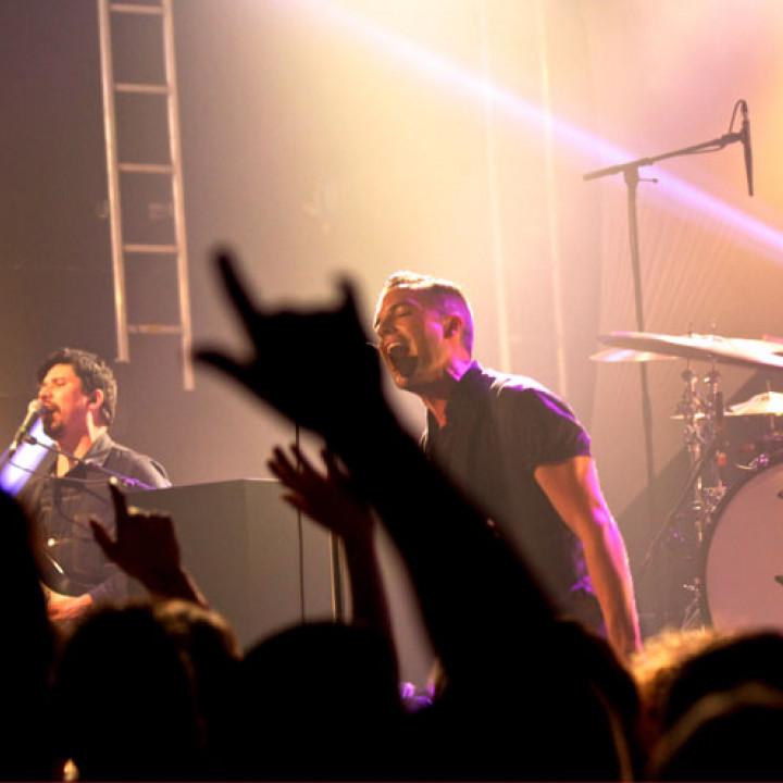 The Killers SWR3 hautnah Konzert 2012_01