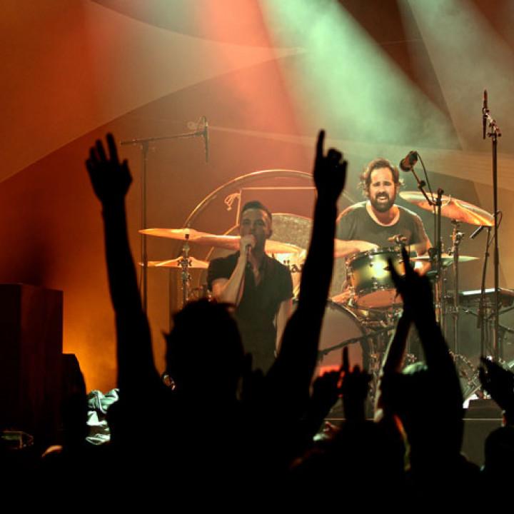 The Killers SWR3 hautnah Konzert 2012_07
