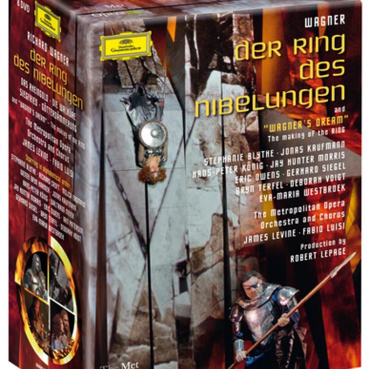 Wagner Der Ring des Nibelungen - Blu-ray