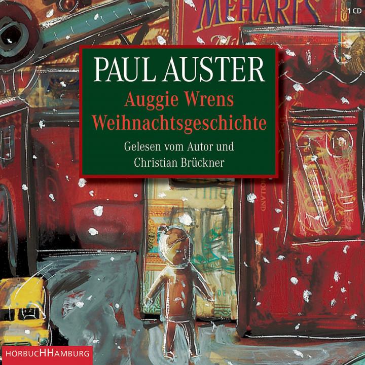 Paul Auster: Auggie Wrens Weihnachtsgeschichte: Brückner,Christian/ Auster,Paul
