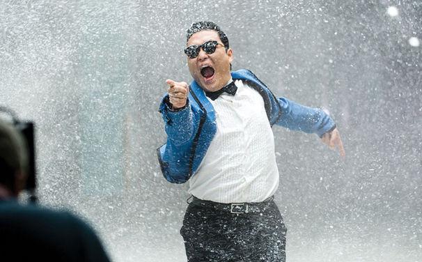 PSY, Seht euch jetzt Gangnam Style von PSY an