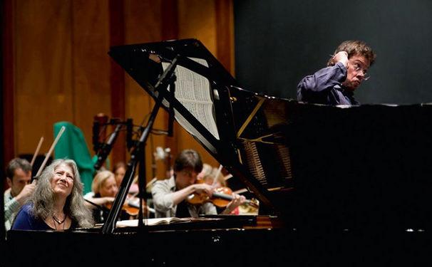 Martha Argerich, Kunst am See – die Lugano Concertos von Martha Argerich