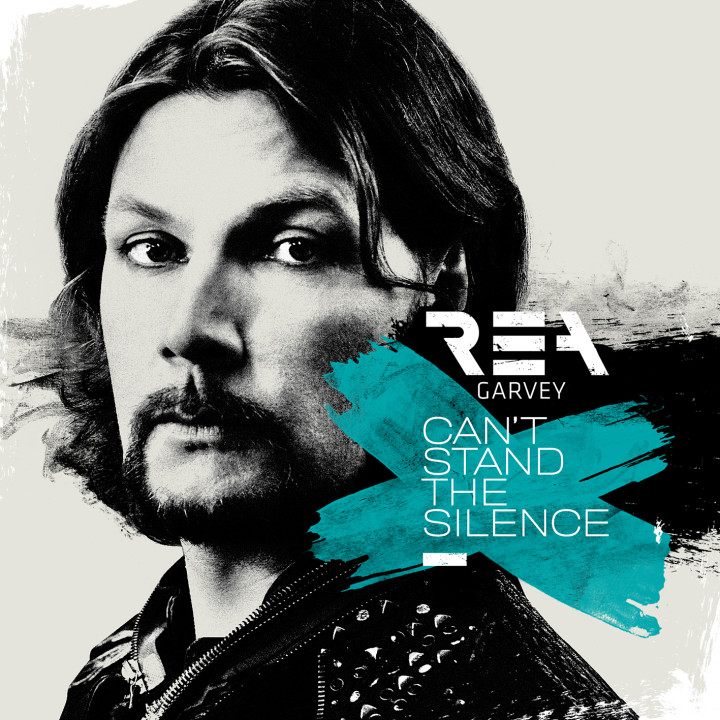 Rea Garvey Can't stand the silence cover neu