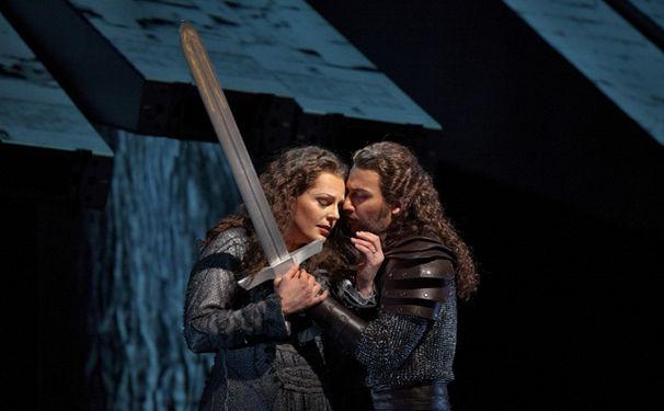 Bryn Terfel, Triumph der Visionen – Wagners Ring an der Met auf DVD