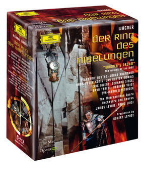 Bryn Terfel, Wagner: Der Ring des Nibelungen and Wagner's Dream - The Making of the Ring, 00044007347706