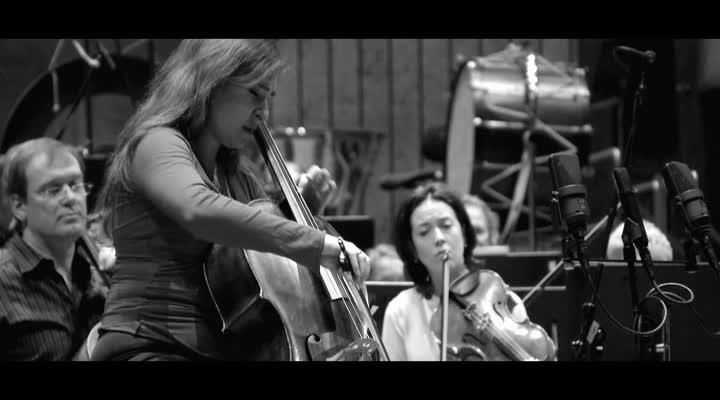 Elgar & Carter Cello Concertos Dokumentation
