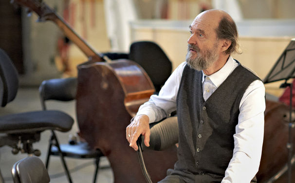 Arvo Pärt, NDR Kultur, CD-Vorstellung Pärt Symphonies