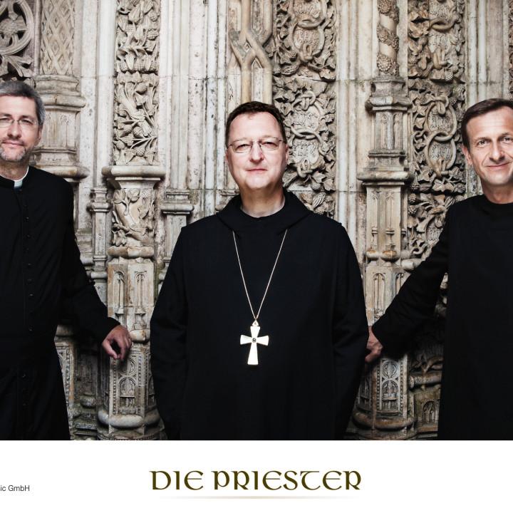 Die Priester Pressebilder 2012—2