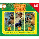 Das Dschungelbuch, Das Dschungelbuch - Hörspielbox Vol. 2, 00602537150953