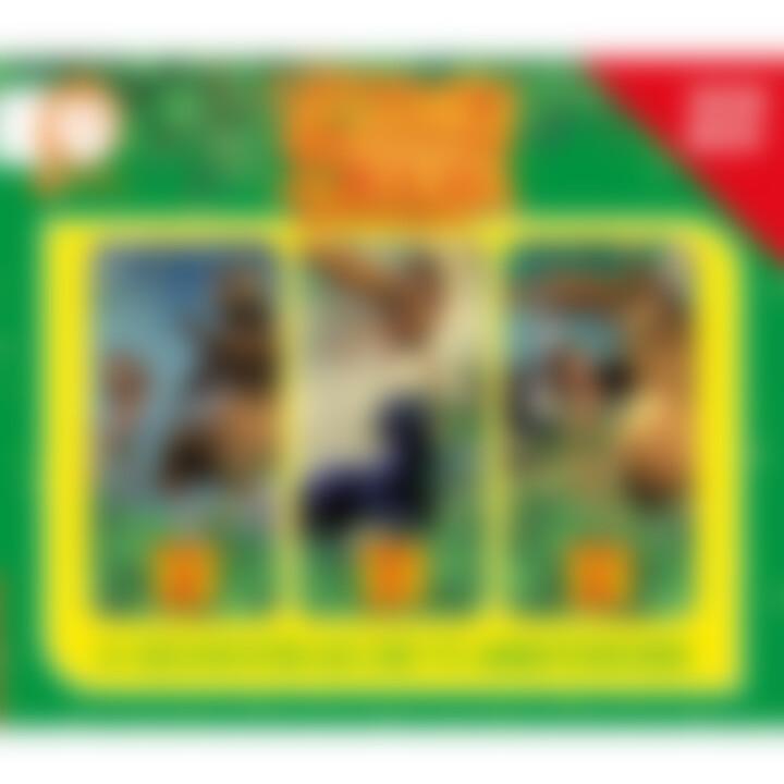 Das Dschungelbuch - 3-CD Hörspielbox Vol. 2: Das Dschungelbuch