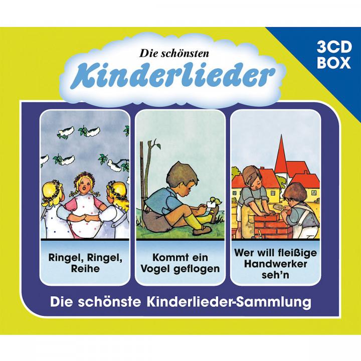 Die schönsten Kinderlieder - Liederbox Vol. 2