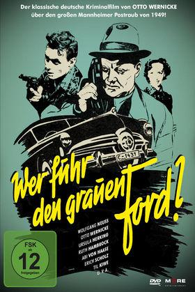 Wer fuhr den grauen Ford?, Wer fuhr den grauen Ford?, 04032989603121