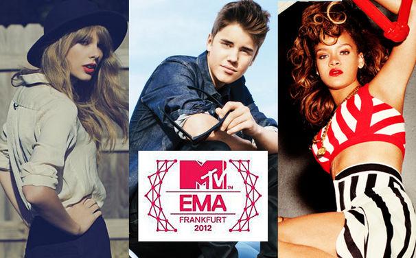 Rihanna, Rihanna, Justin Bieber, Taylor Swift & Co. sind nominiert für die MTV EMAs