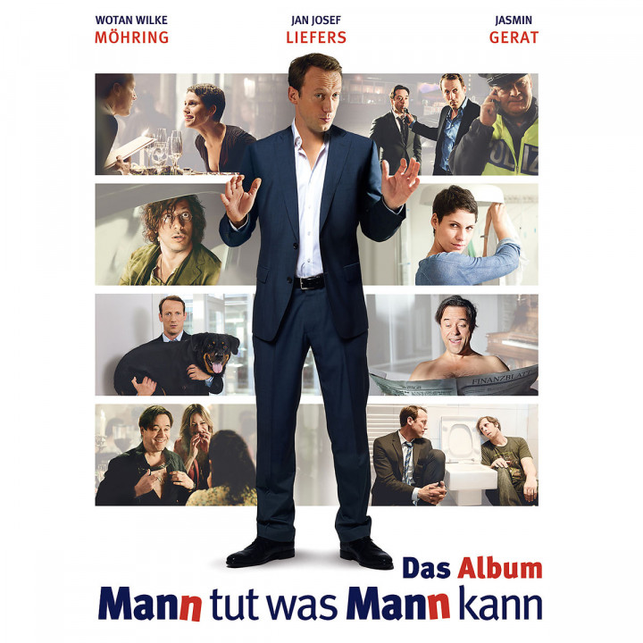 Mann tut was Mann kann (Das Album): Various Artists