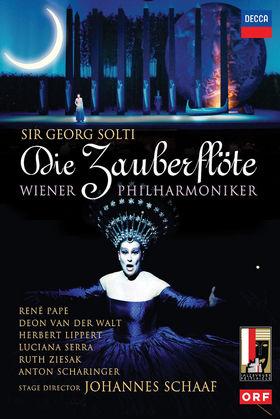Sir Georg Solti, Mozart: Die Zauberflöte, 00044007436035