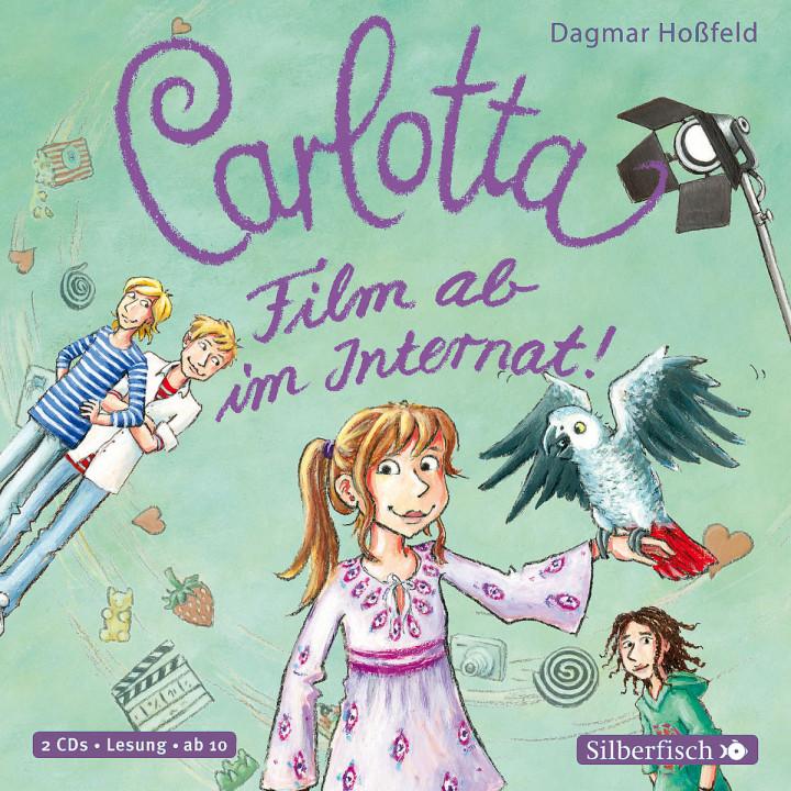 Carlotta - Film ab im Internat! (Band 3): Pixi Wissen