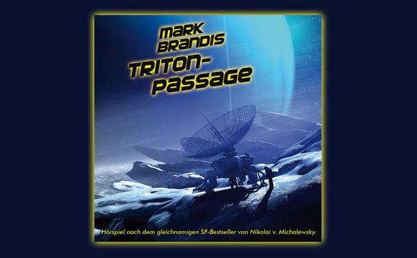 Mark Brandis, Folge 23: Triton-Passage