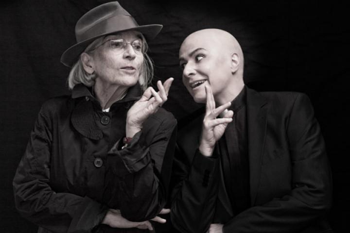 Donna Leon und Cecilia Bartoli