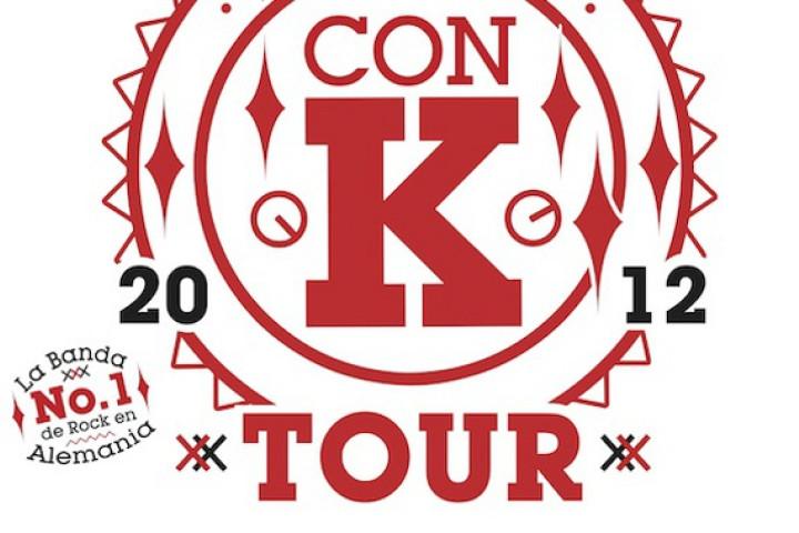 Kraftklub con k tour