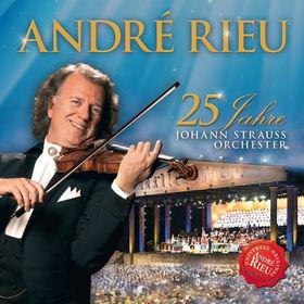 André Rieu, 25 Jahre Johann Strauss Orchester, 00602537181179