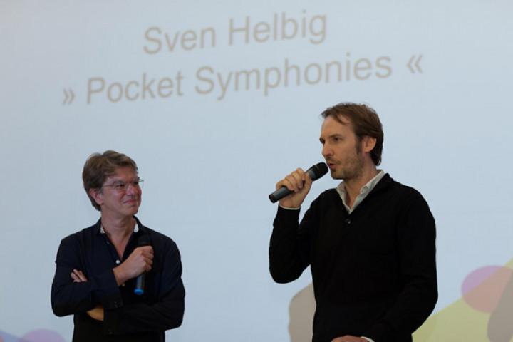 Christian Kellersmann und Sven Helbig