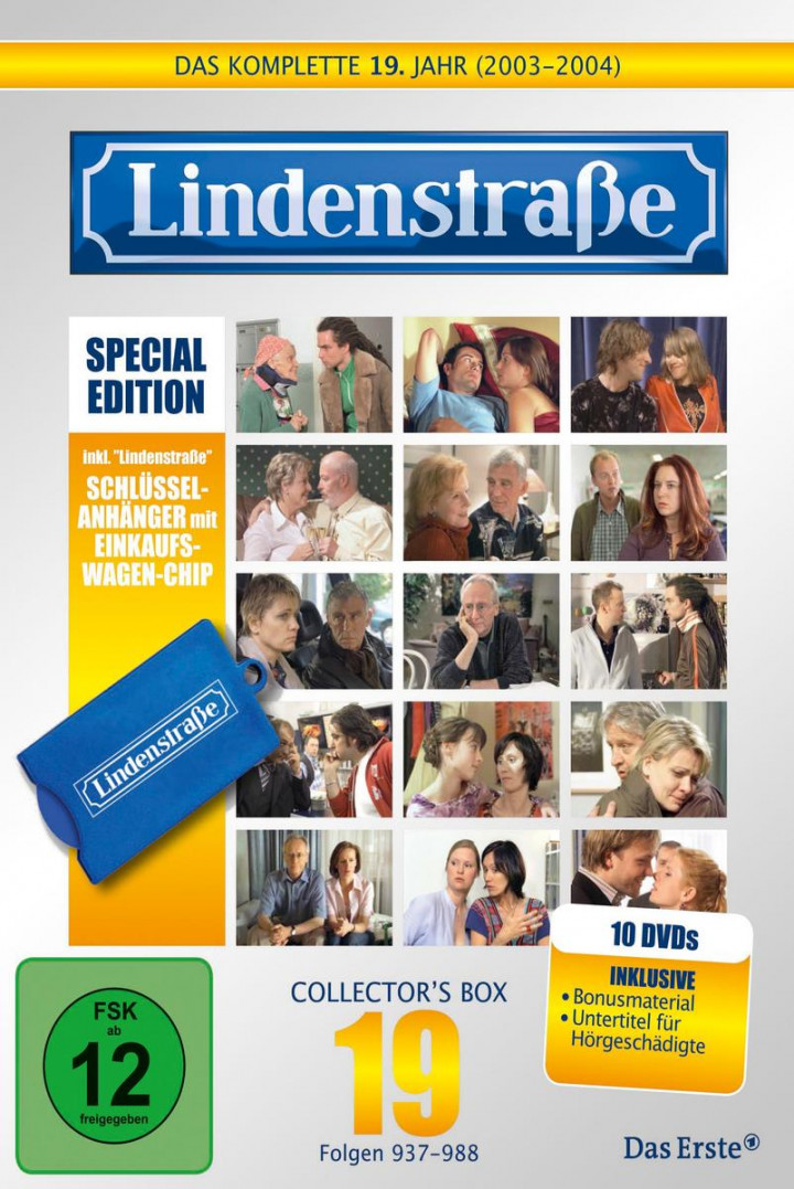 Lindenstraße - Das 19. Jahr - Limited Edition