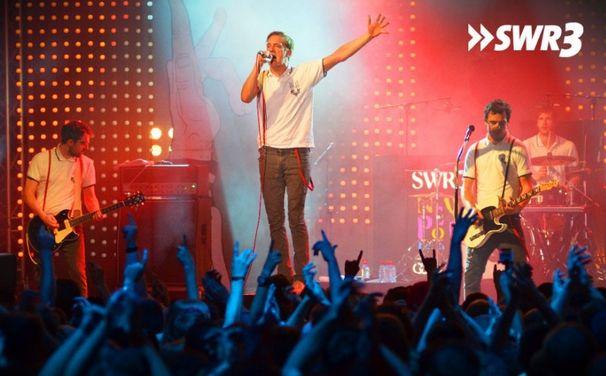 Kraftklub, SWR3 New Pop Festival: Seht euch Kraftklubs Auftritt an