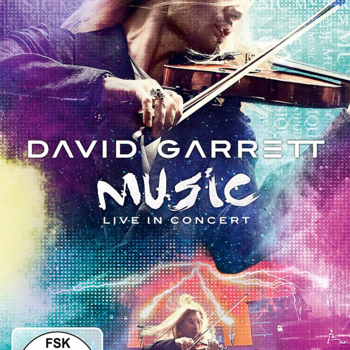 Music (Deluxe Edt.): Garrett,David