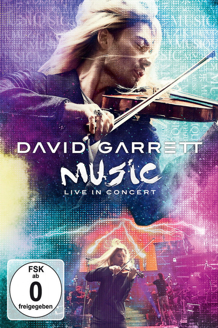 Music (Deluxe Edt.): Garrett,David