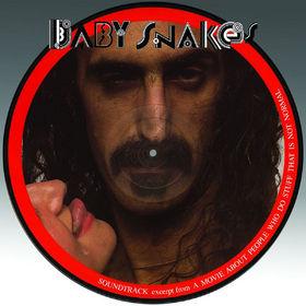 Frank Zappa, Baby Snakes, 00824302386729