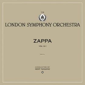Frank Zappa, London Symphony Orchestra, Vols. I & II, 00824302386828