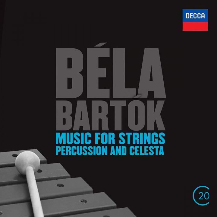 Béla Bartók: Music For Strings, Percussion & Celeste