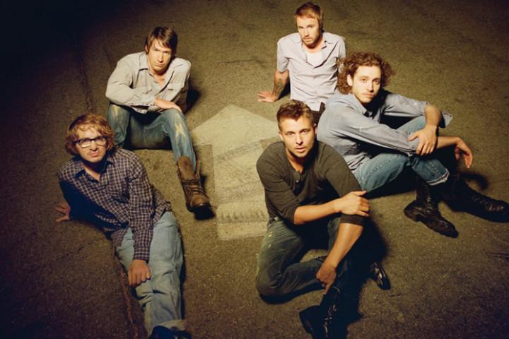 OneRepublic Webfoto 2012