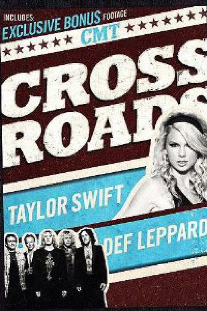 Taylor Swift - Crossroads - DVD Format