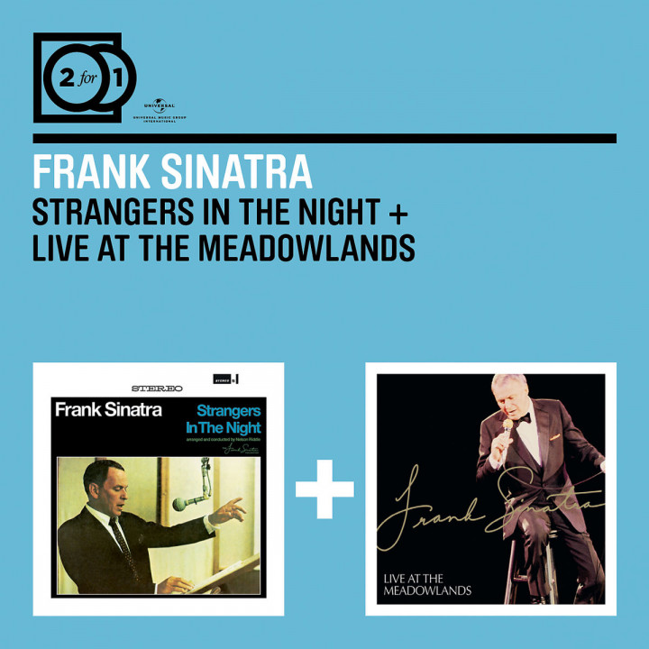 Strangers in the Night/Live at the Meadowlands