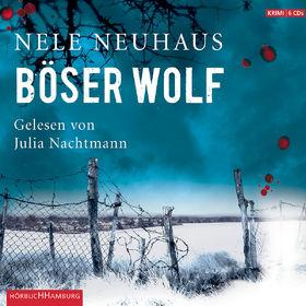 Nele Neuhaus, Böser Wolf, 09783899033793