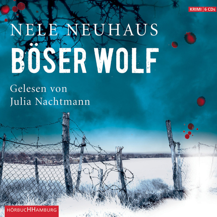 Nele Neuhaus: Böser Wolf: Nachtmann, Julia