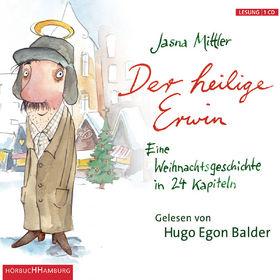 Jasna Mittler, Der heilige Erwin, 09783899033854