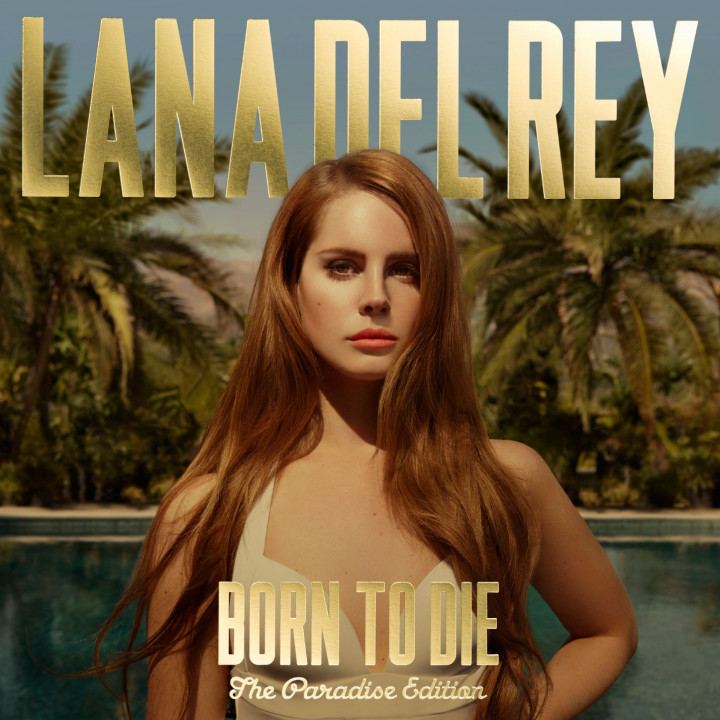 Born to Die – The Paradise Edition Cover