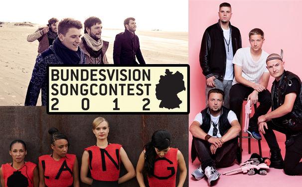 Various Artists, Bundesvision Song Contest 2012: Diese Universal-Künstler gehen am 28. September ins Rennen