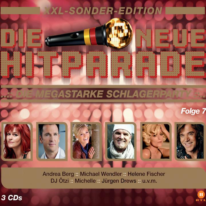 Die neue Hitparade Folge 7 XXL Sonder-Edition: Various Artists