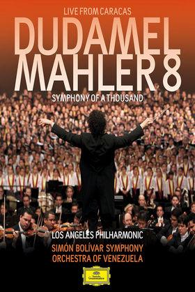 Gustavo Dudamel, Mahler: Symphony No.8, 00044007348840